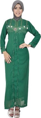 baju gamis murah MOY 989