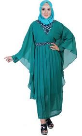 baju muslim terbaru murah HNS 917