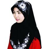 jilbab murah online HDN 836