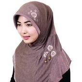 jilbab online murah HDN 865
