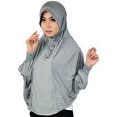 jilbab online shop HDN 869