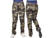 Celana Panjang Wanita Twill ISL 986