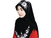 Jilbab Spandek HDN 836