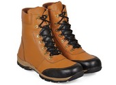Sepatu Adventure Kulit Pria BJB 029
