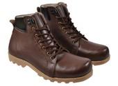 Sepatu Adventure Kulit Pria BJB 031