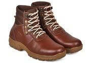 Sepatu Adventure Kulit Pria BJB 038
