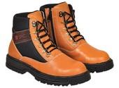 Sepatu Safety Kulit Pria BJB 020