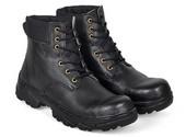 Sepatu Safety Kulit Pria BJB 025
