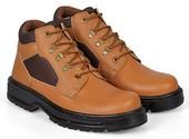 Sepatu Safety Kulit Pria HJR 902
