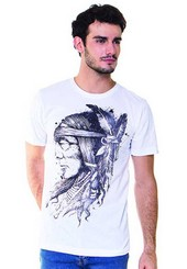 Kaos T Shirt Pria JUC 409