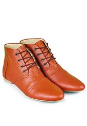 Sepatu Boots Wanita Java Seven SNT 007