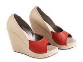 sepatu wanita wedges JEN 7102