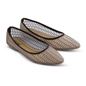 Flat Shoes JK Collection JRN 3505