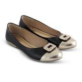 Flat Shoes JK Collection JRN 3502