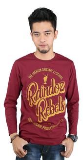 Kaos Tshirt Pria Raindoz RPS 030