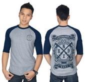 Kaos Tshirt Pria Raindoz RPS 670