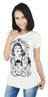 Kaos Tshirt Wanita RPS 204