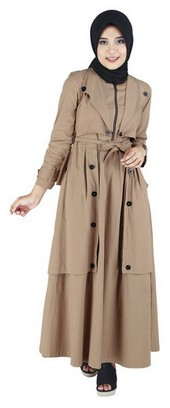 Long Dress ROK 031