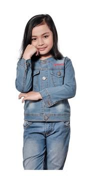Pakaian Anak Perempuan SP 123.21