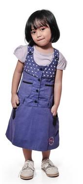 Pakaian Anak Perempuan SP 141.03