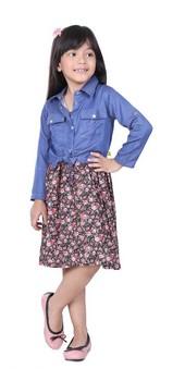 Pakaian Anak Perempuan T 3013