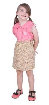 Pakaian Anak Perempuan T 3002