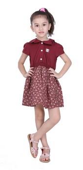 Pakaian Anak Perempuan T 3001