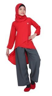 Pakaian Anak Perempuan T 3034