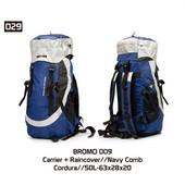 Travel Bags Cordura BROMO 009