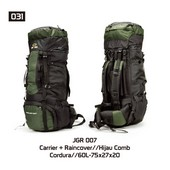 Travel Bags Cordura JGR 007