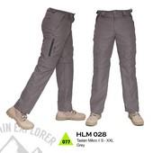 Celana Panjang Pria Trekking HLM 028